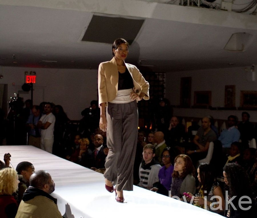 iFashion Runway Show NYC Fashion Week Feb. 2010